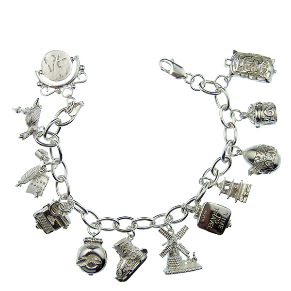 charm bracelet essay Consumer behavior and the marketing of cartier jewellery took over master-craftsman adolphe picard jewelry the whole essay and download the pdf.