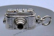 Camera Leica style charm