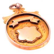 9ct Gold Victorian Fob