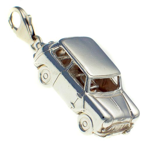 Car Mini - Fob Pendant Charm