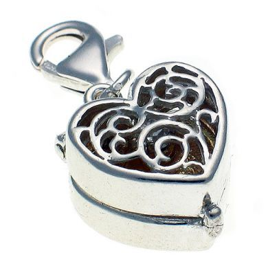 Ring Box Case Charm
