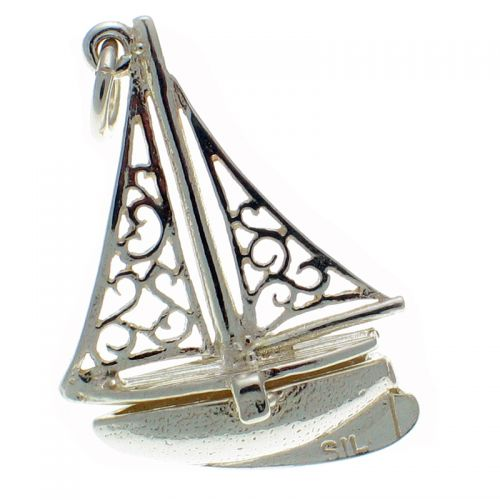 Yacht Silver Charm