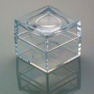 Magni-Box Acrylic Magnifying boxes. 9 x 25 mm