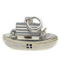 Ark Sterling Silver Charm