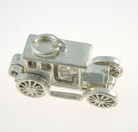 Car Vintage Saloon Charm