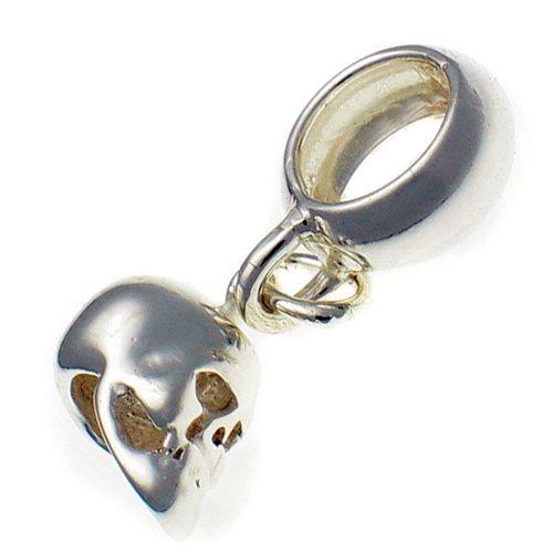 Carrier Skull Charm