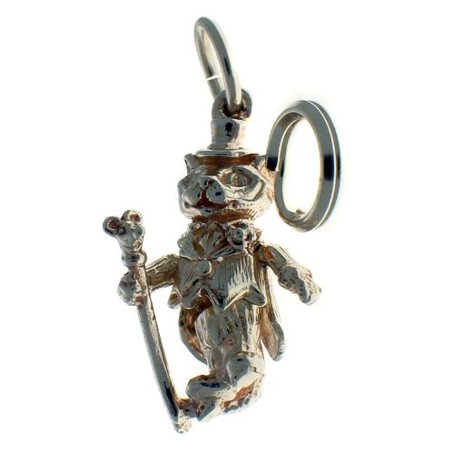 Bridegroom cat charm