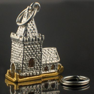 Church wedding charm