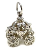 Cinderella Carriage Charm