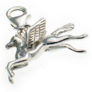 Horse Pegasus Charm
