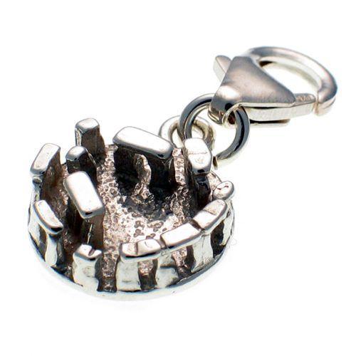 Stonehenge Silver Charm
