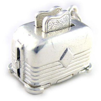 Toaster charm