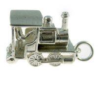 Train Tallybont Steam Engine